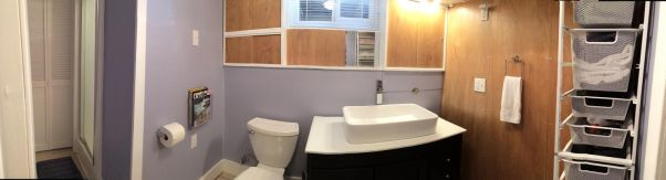 bathroom panorama