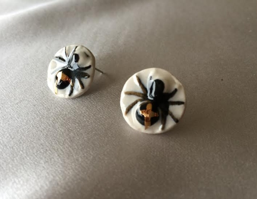 earring spiders